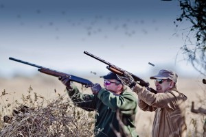Dove Hunting - 2 Shooters